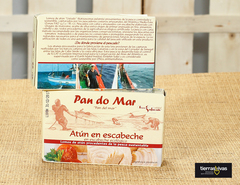 Atún en Escabeche Ecológico Pan do Mar (120 Gr)